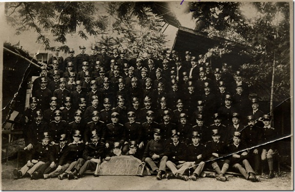 1925 Gruppenbild