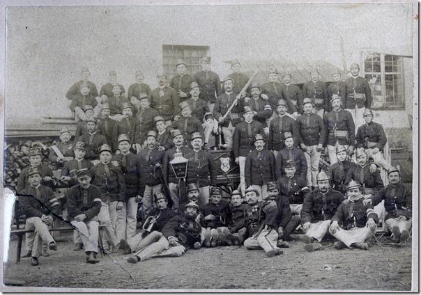 1888 Gründung der Feuerwehr Kurtatsch