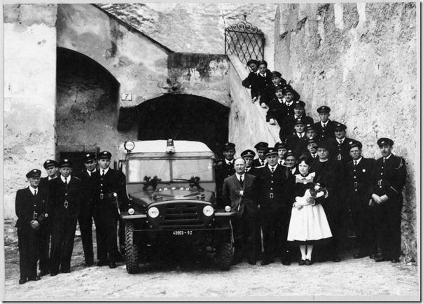 1962 Einweihung Campagnola