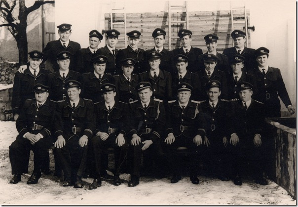 1965 Gruppenbild