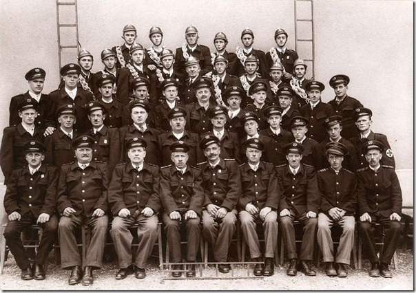Gruppenbild 1949